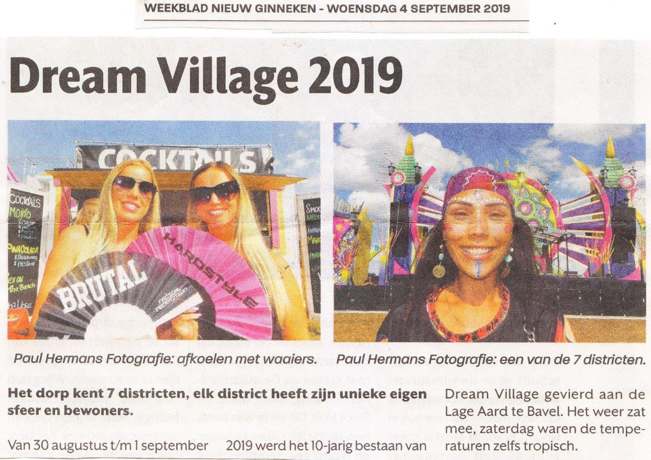 Dream Village 2019